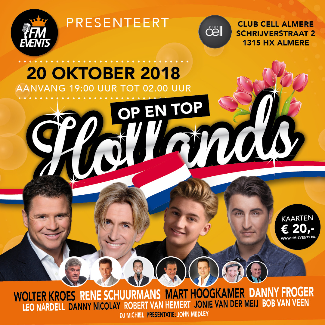 Op en top Hollands